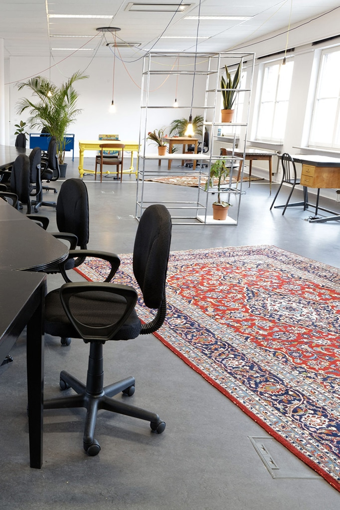 Coworking - 70 seats