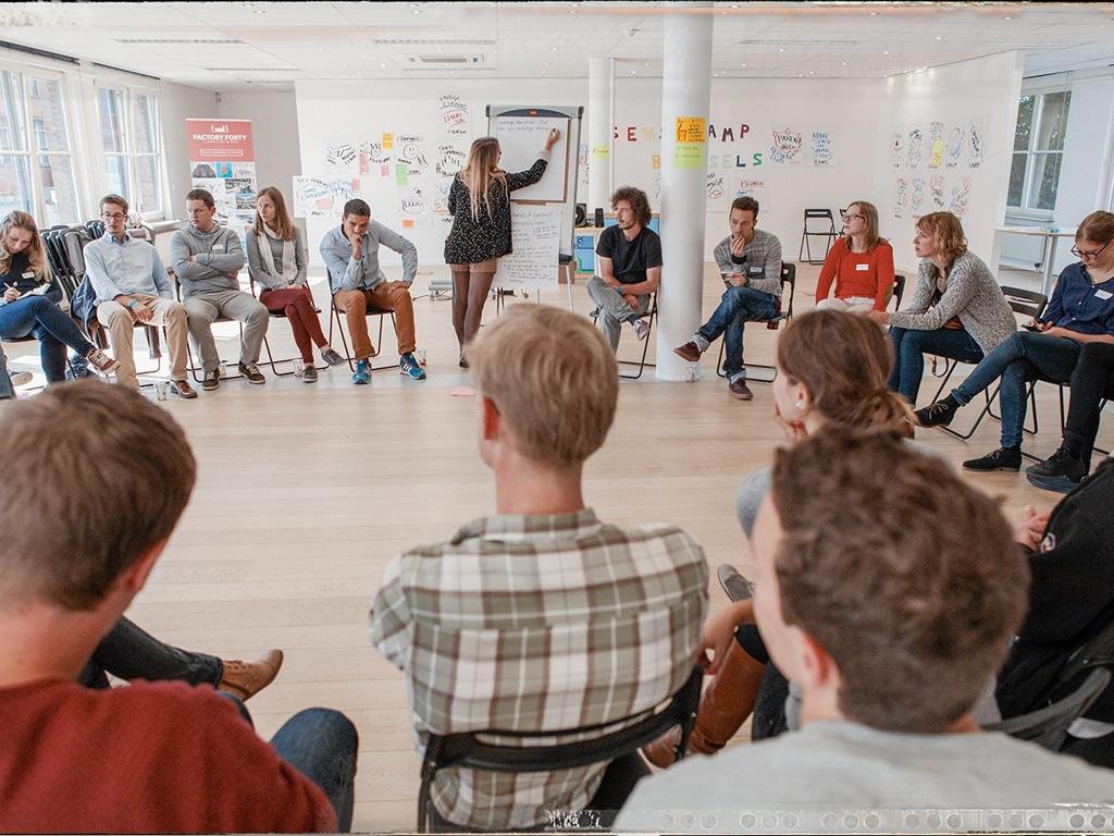 Coworking - SenseCamp