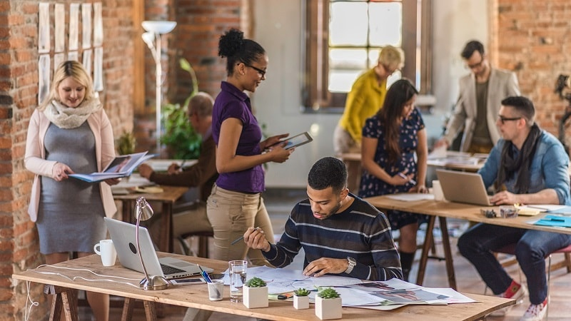 coworking space and shared worspace productivity tips for coworkers