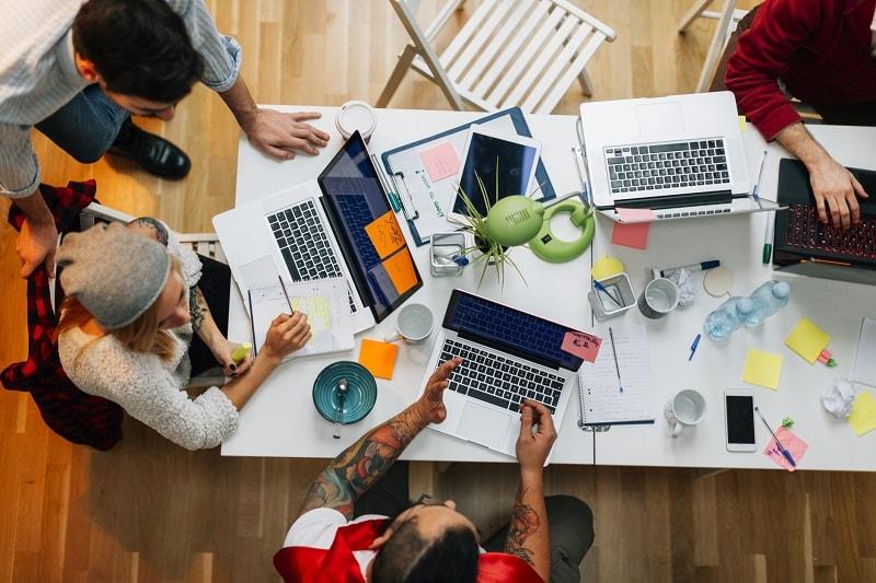 Centre de coworking 5 bonnes raisons d'y démarrer votre startup